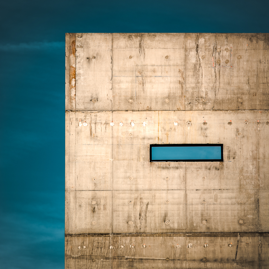 Aerial Prisoner by Pierre-Lagarde