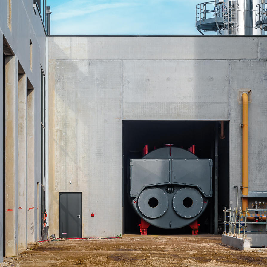 Little Big Shy Machine by Pierre-Lagarde