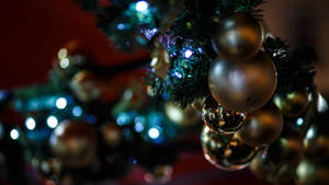 Dark Christmas Wallpaper