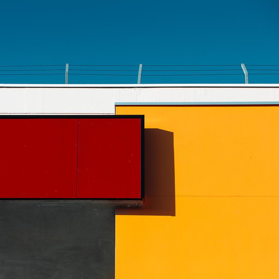 Border Lines by Pierre-Lagarde