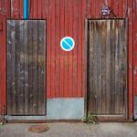Interdiction en bois