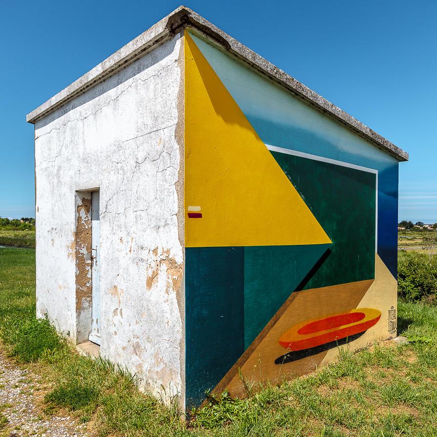 Color Cube by Pierre-Lagarde