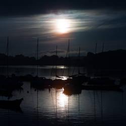 Boats at the Sunrise