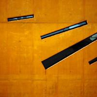 Orange Concrete by Pierre-Lagarde