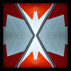 red flash K