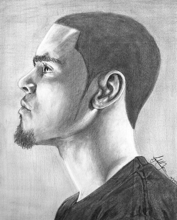 Go Back > Gallery For > J Cole Drawing