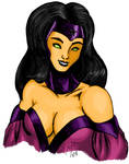 Nightstar - DC Comics - Color