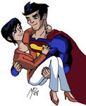 LOSH : Superman and Lois - 1