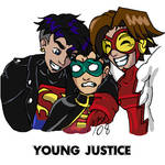 Young Justice - The Boys - C