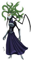 OC: Persona - Medusa