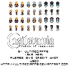 Sprite Sheet - Castlevania LoI