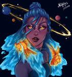 Destiny Blue Redraw by Niihlus