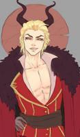 Count Lucio Sketch