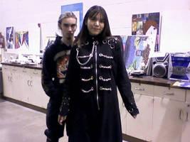 O.o   She stole mah coat by Russell1580