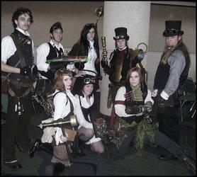 Megacon 2009: New Friends by ljvaughn