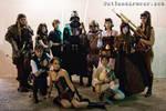 Steampunk Star Wars Group Shot
