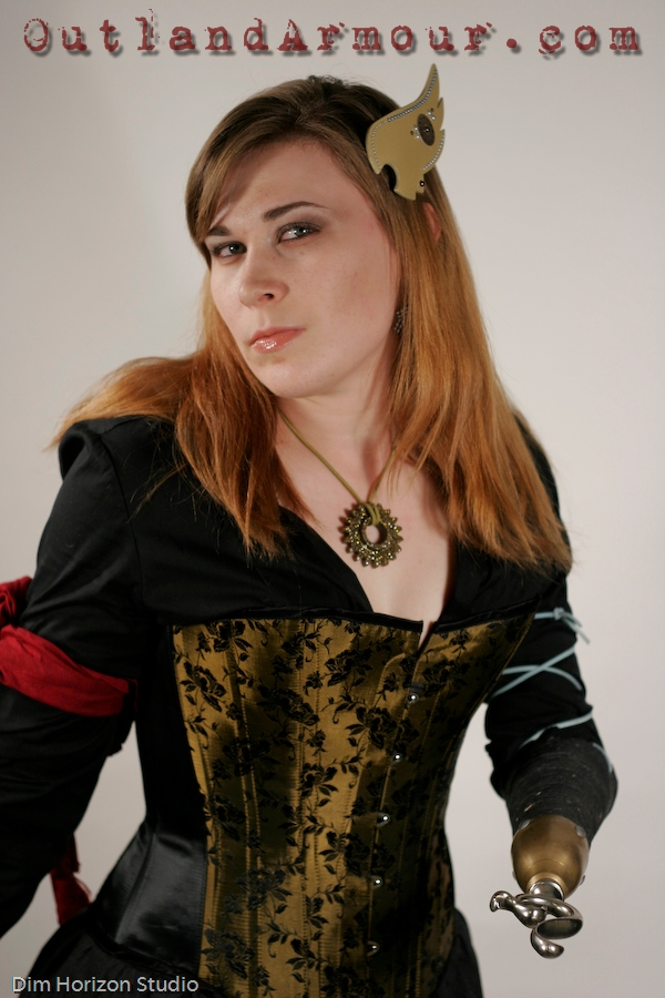 Lady Pirate by ljvaughn