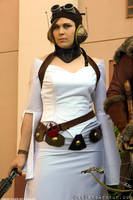 Princess Leia at SPWF by ljvaughn