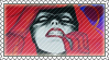 Batwoman Stamp by ljvaughn