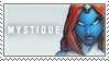 Mystique Stamp by ljvaughn