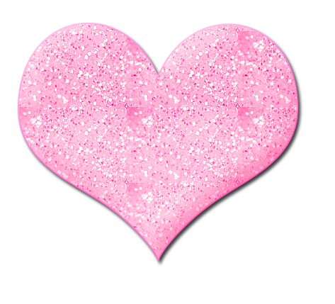 Cute Glitter Heart PNG by DaShawtyGaga on DeviantArt