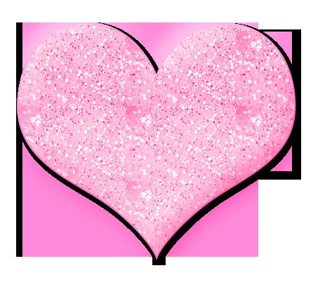 Cute Glitter Heart PNG by DaShawtyGaga on DeviantArt