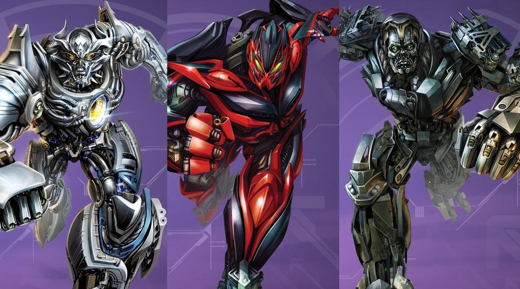 Age Of Extinction Decepticons by Transformersguy1000 on ...