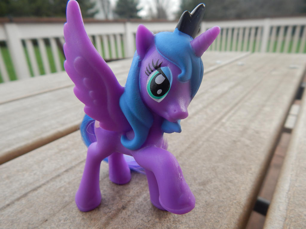 Princess Luna McDonalds Toy By Transformersguy1000 On ...