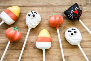 Cake pops by TracyBB