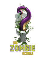 Zombie-school Sticker 1