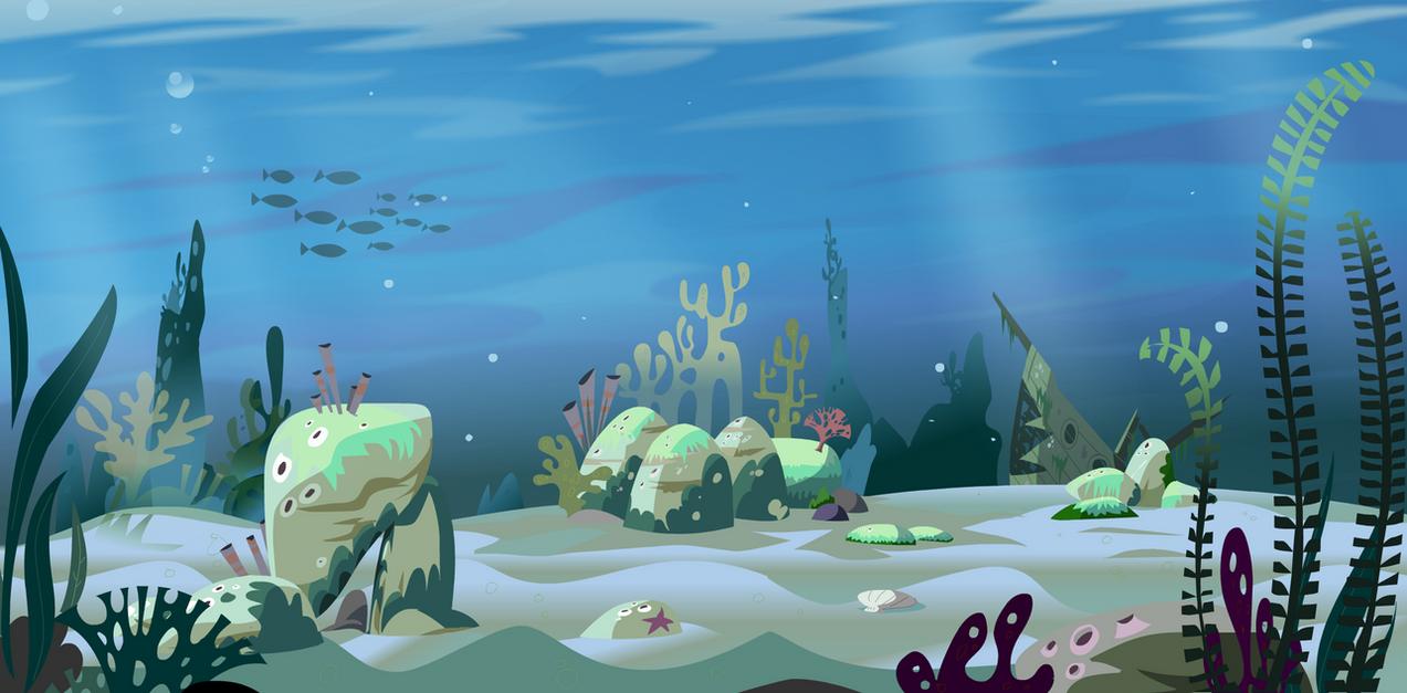 under the sea BG by Gilmec on DeviantArt