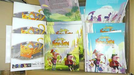 My Books (promotional Version) by Gilmec