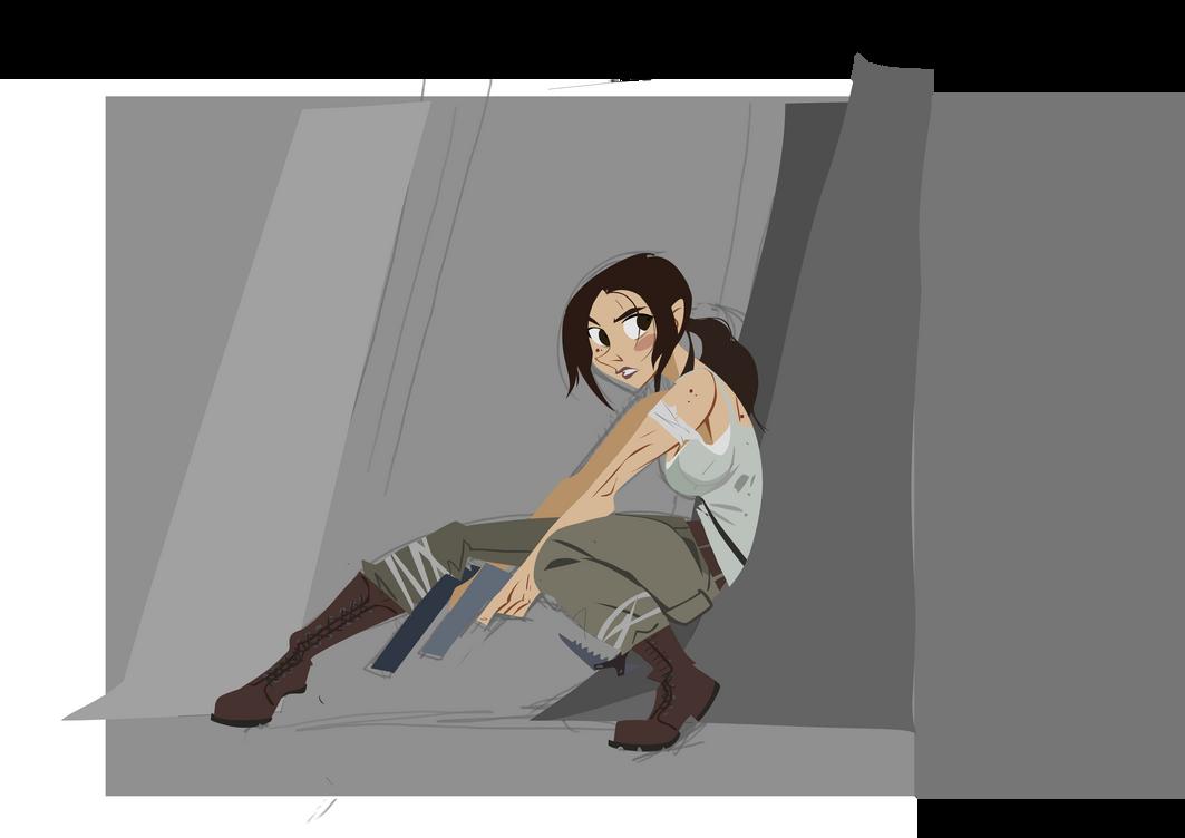 Tomb Raider (WIP) by Gilmec
