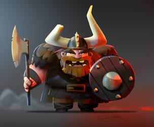 Viking Demo02 Final by Gilmec
