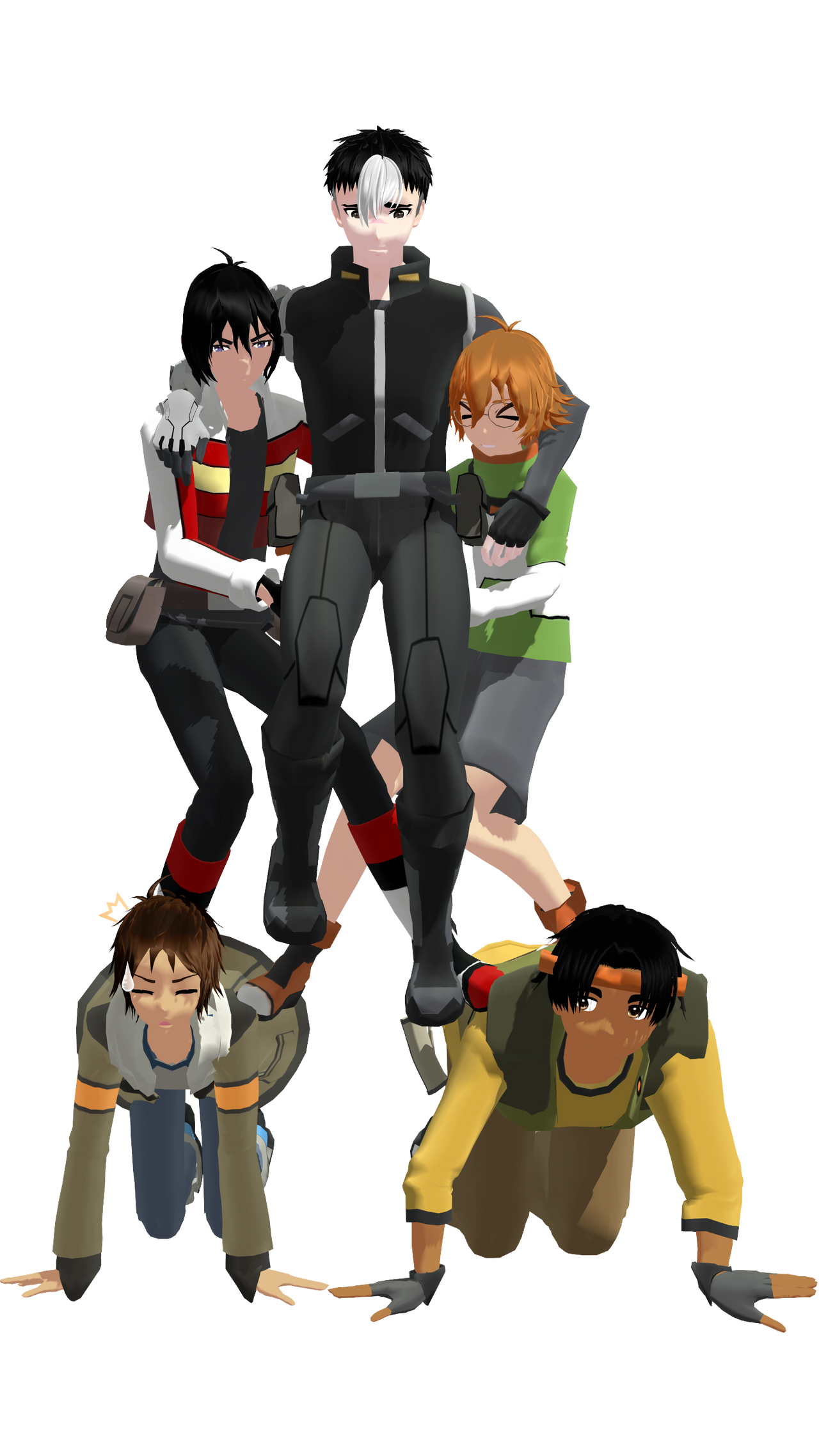 FoRM VoLTRON by CapKat500 on DeviantArt