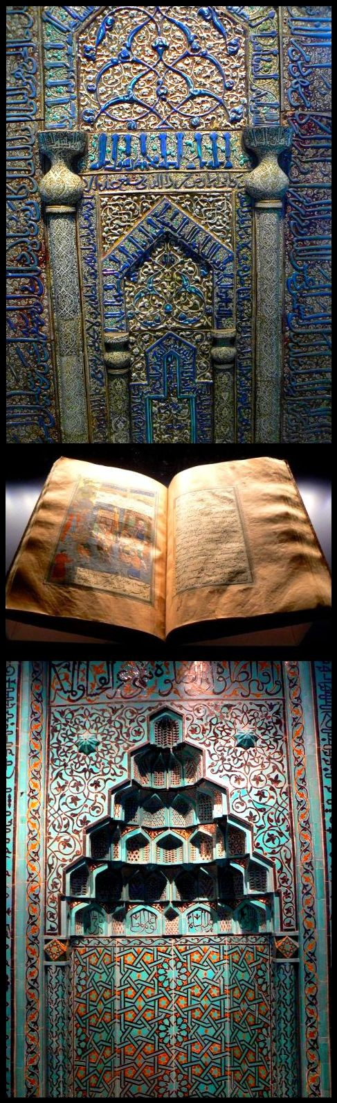 the beginnings of islamic art Read and learn for free about the following article: arts of the islamic world islamic art is not a monolithic style or movement.