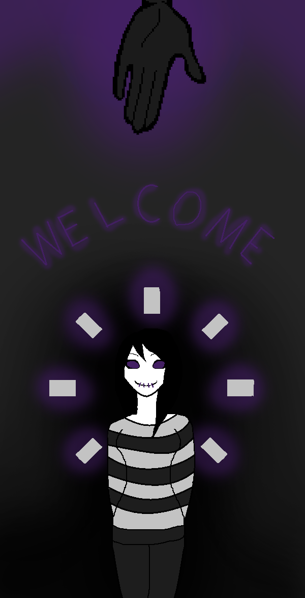 Welcome Sign by minieverfeel