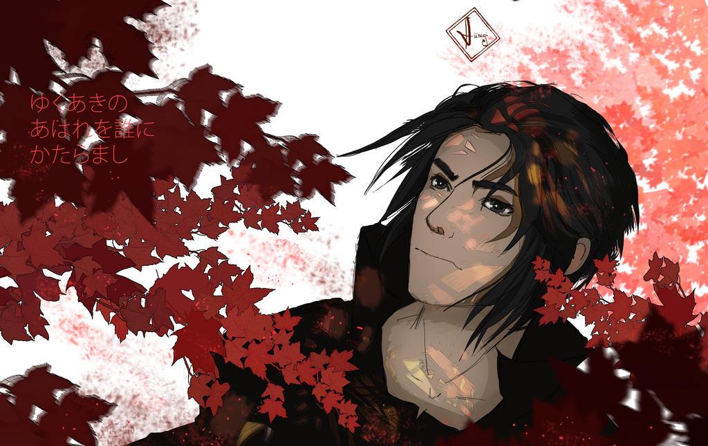 Autumn end 2 by S-Hiiragi