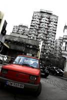 Fiat 126p by Zbychowiec