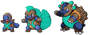 Squirtle Regional Variant by jetwhiskey