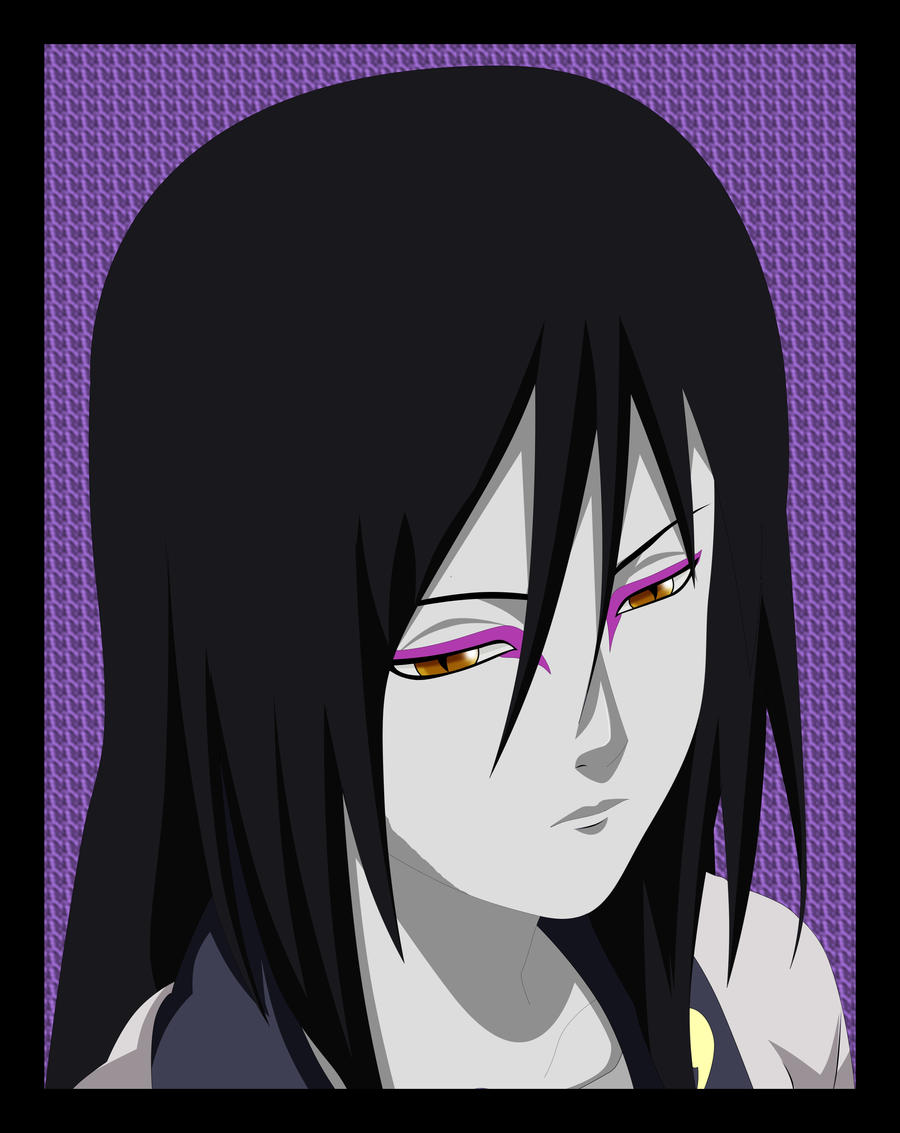 Young Orochimaru by Hand-Banana