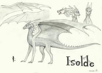 Isolde Ref sheet COM by BettaWyvern