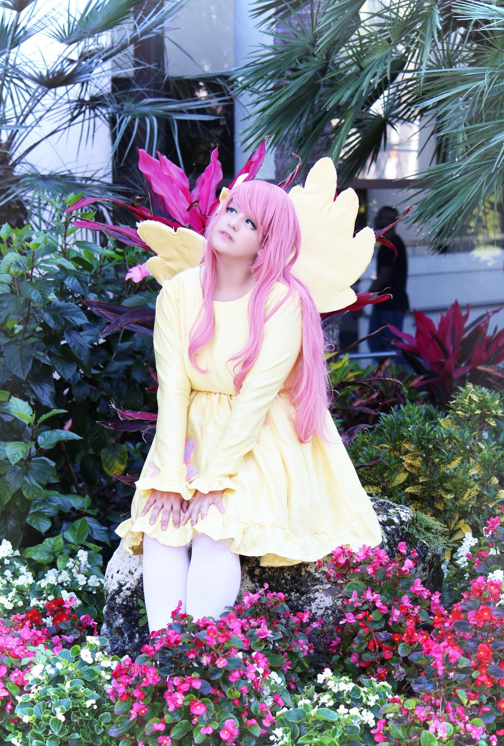 My Secret Garden: Fluttershy: My Secret Garden By II2DII On DeviantArt