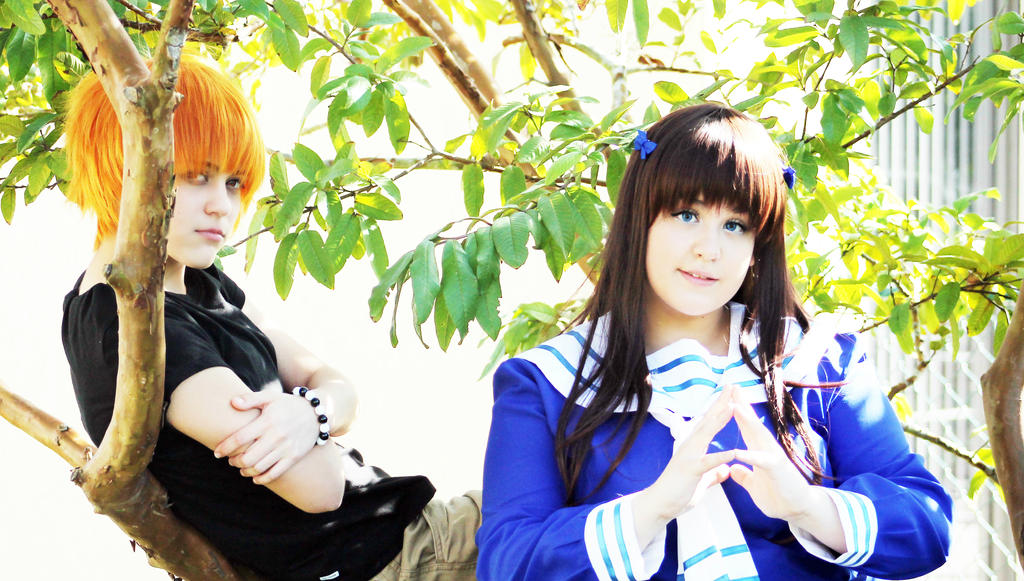 Fruits Basket Cosplay Tohru