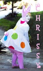 Chrissy: Animal Crossing Cosplay