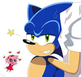 Sonic is sexy!