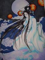 YukiOnna by NoirSeyriu