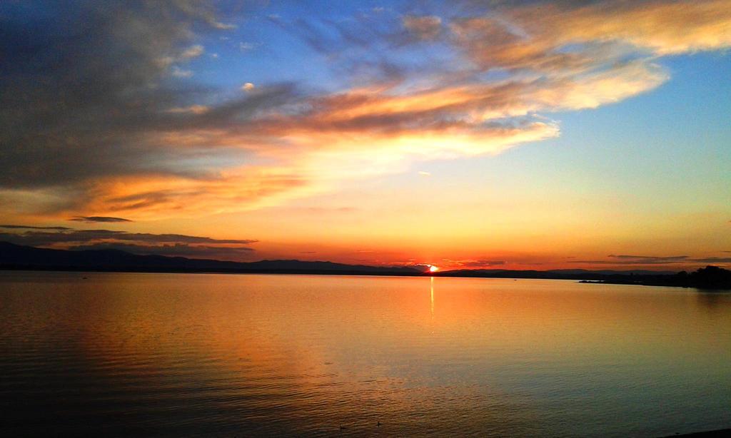 sundown by Polin-Sam