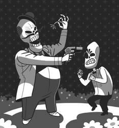 Fanart - Grim Fandango