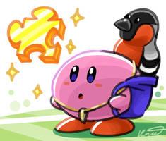 Fanart: Banjo Kirby